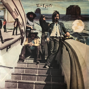 Byrds (The) - (Untitled) (LP) (G-VG/G)